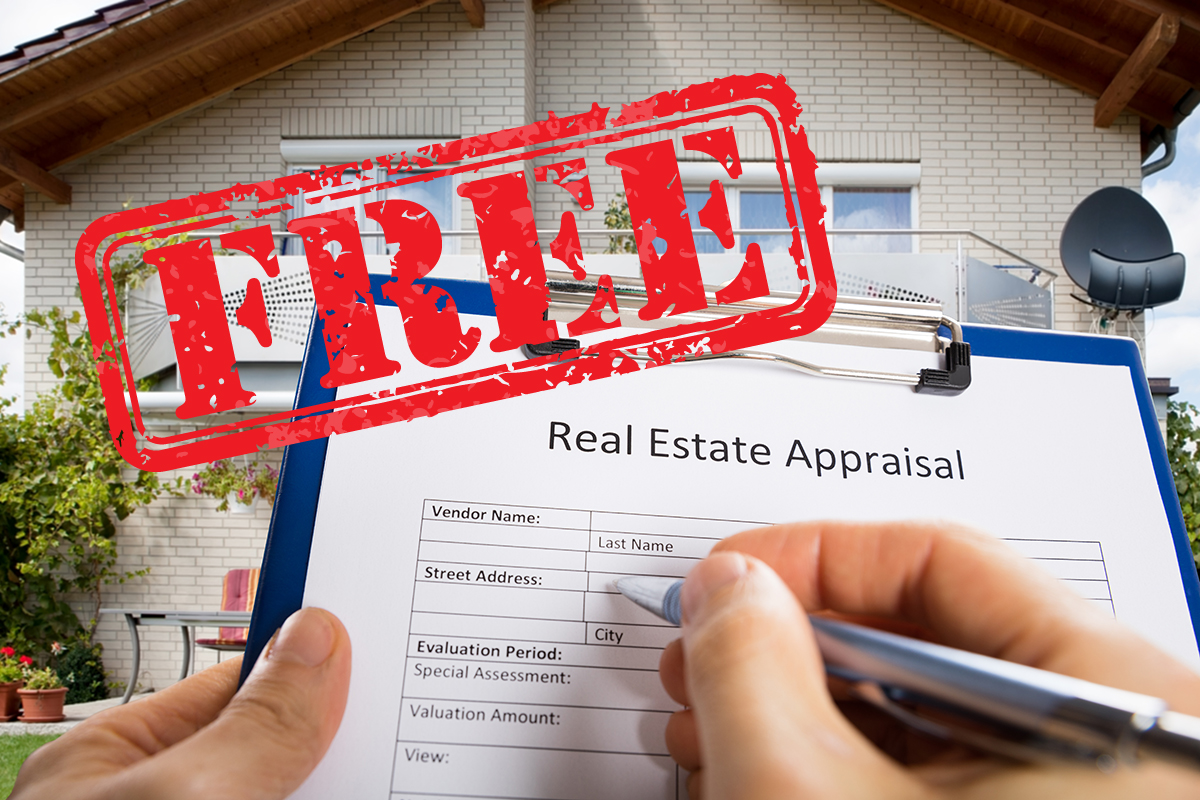 Free Appraisals for Home Loans